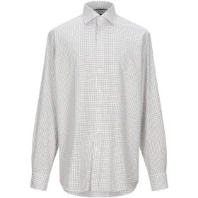 《期間限定セール開催中!》HACKETT メンズ シャツ ベージュ XL コットン 100%
