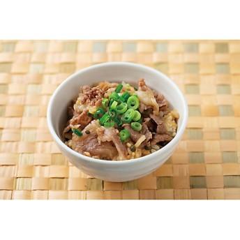 90094 大阪洋食・REVO黒毛和牛肉のまかない和牛めし 1箱 【三越・伊勢丹/公式】