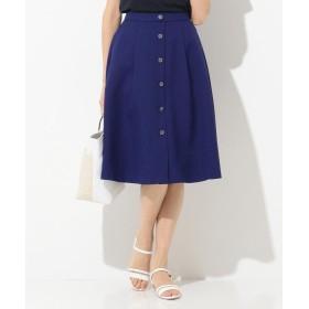 any SiS エニィ スィス フロントボタンタック スカート