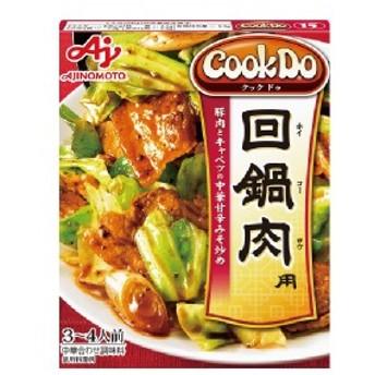 味の素 クックドゥ cook do 回鍋肉用用 ホイコーロウ 3~4人前 中華合わせ調味料