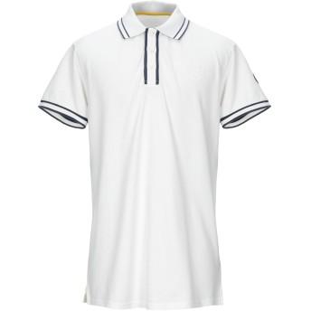 《セール開催中》NORTH SAILS メンズ ポロシャツ ホワイト XXL コットン 100%