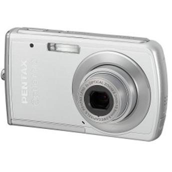 PENTAX デジタルカメラ Optio (オプティオ) M40 シルバー OPTIOM40S 中古 良品