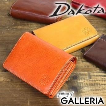 ノベルティプレゼント★ダコタ 財布 二つ折り財布 Dakota フォンス 小銭入れあり 財布 レディース 0035891