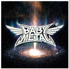 バップBABYMETAL / METAL GALAXY (初回生産限定盤 - Japan Complete Edition -)【CD+DVD】TFCC-86686