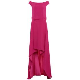 《期間限定セール開催中!》ALESSANDRO LEGORA レディース ミニワンピース&ドレス フューシャ 44 ポリエステル 98% / ポリウレタン 2%