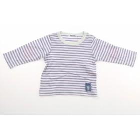 【ファミリア/familiar】Tシャツ・カットソー 80サイズ 女の子【USED子供服・ベビー服】(448843)