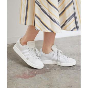 (ROPE' PICNIC/ロペピクニック)【adidas】GRANDCOURT/レディース オフホワイト(15) 送料無料