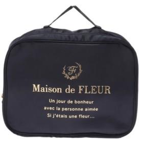 【メゾンドフルール/Maison de FLEUR】 トラベル収納Sケース