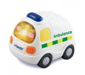 Vtech 嘟嘟車系列 救護車