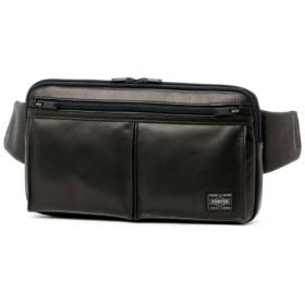 [ポーター] PORTER アメイズ AMAZE WAIST BAG ウエストバッグ 022-03795 ブラック/10