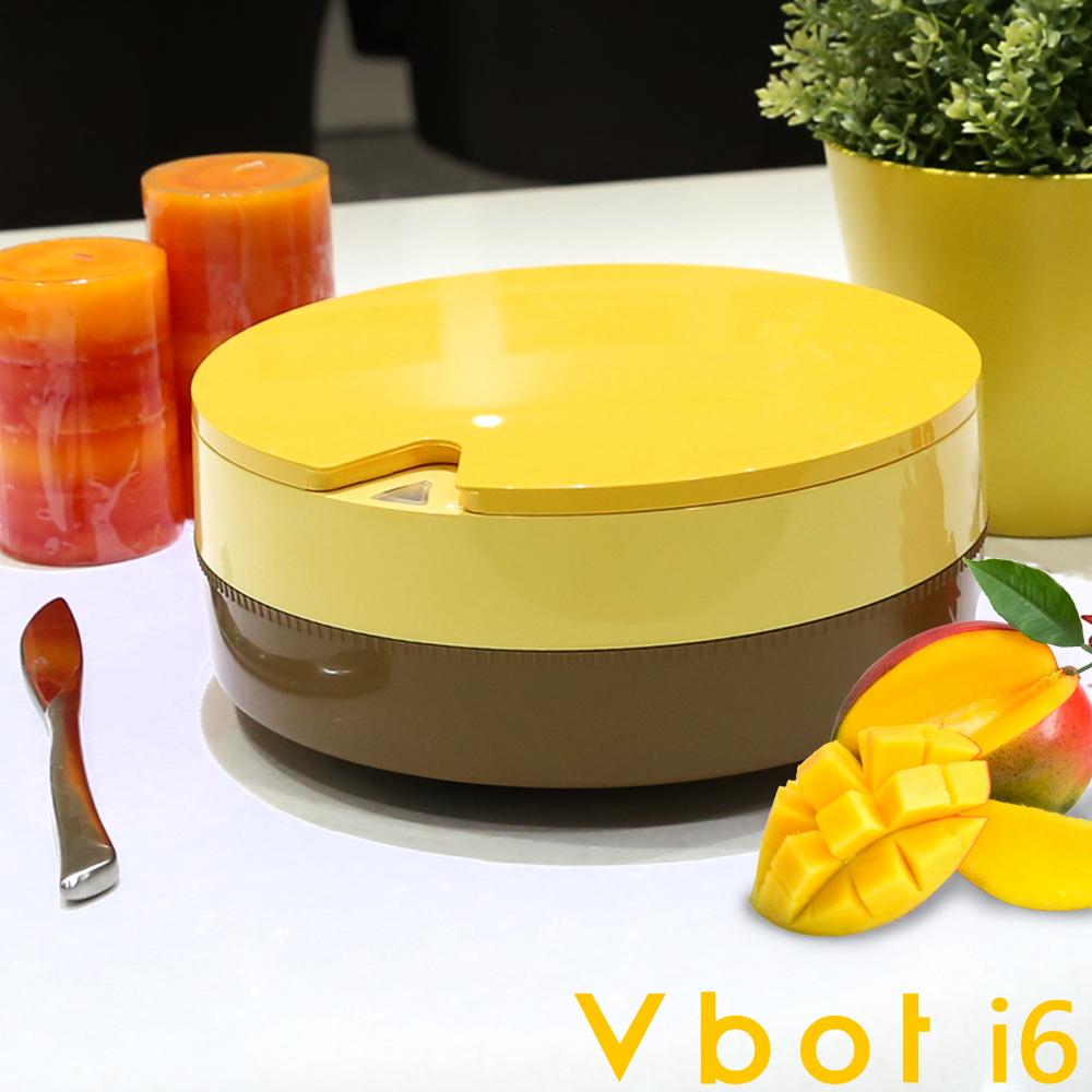 Vbot 二代i6蛋糕機器人 超級鋰電池智慧掃地機(極浄濾網型)(芒果)。人氣店家Togo Shop 購物網的☆生活用品★、【掃地機器人】有最棒的商品。快到日本NO.1的Rakuten樂天市場的安全環