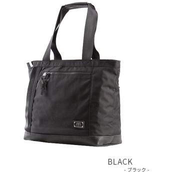 カバンのセレクション アッソブ トートバッグ ビジネストート Lサイズ A4 AS2OV Exclusive Ballistic Nylon TOTE L 061321 ユニセックス ブラック フリー 【Bag & Luggage SELECTION】