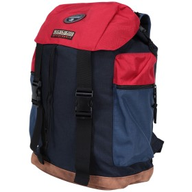 《セール開催中》NAPAPIJRI Unisex バックパック&ヒップバッグ ブルー ポリエステル 100% HOYAGE PACK