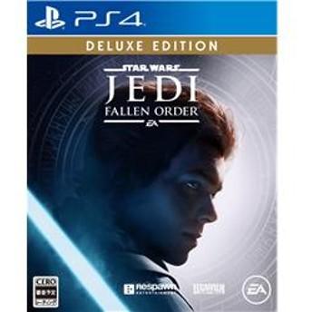 【PS4】 Star Wars (スターウォーズ) ジェダイ:フォールン・オーダー デラックス エディション PLJM-16511