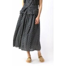 ブラーミン タックギャザースカート Brahmin B25201 国内正規品 2019春夏新作 送料無料