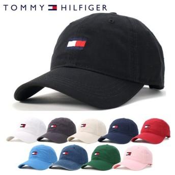 トミーヒルフィガー キャップ 帽子 サイズ調整 ARDIN ブラック TOMMY HILFIGER メンズ