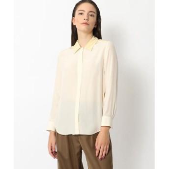 TOMORROWLAND / トゥモローランド シルク レギュラーシャツ