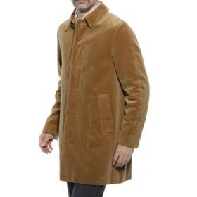 アスペジ ASPESI ステンカラ— コート SINGLE-BREASTED VELVET COAT ベージュ メンズ ac34-2871-01088
