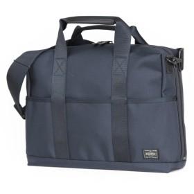 カバンのセレクション 吉田カバン ポーター ステージ ビジネスバッグ メンズ 軽量 2WAY A4 PORTER 620 07573 ユニセックス ネイビー 在庫 【Bag & Luggage SELECTION】
