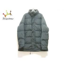 アルマーニジーンズ ARMANIJEANS ダウンジャケット サイズ50(I) M メンズ 黒 冬物 新着 20190819