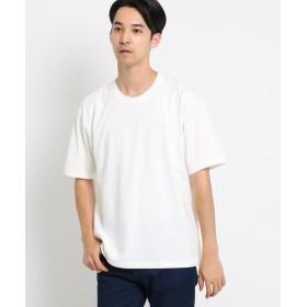 Dessin(Men)(デッサン(メンズ)) COOLMAX(R)USAコットン(綿)Tシャツ