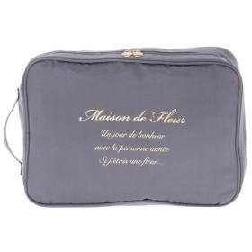[マルイ] トラベルシューズケース/メゾン ド フルール(Maison de FLEUR)