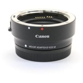 《美品》Canon マウントアダプターキヤノンEFレンズ-キヤノンEOS Mボディ用
