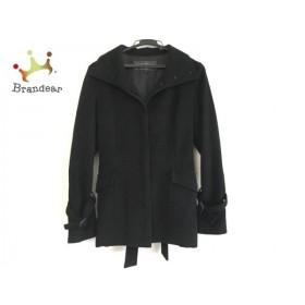 ボディドレッシングデラックス BODY DRESSING Deluxe コート サイズ9 M レディース 黒 冬物 新着 20190819