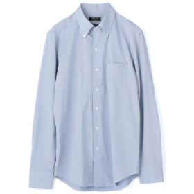 メンズビギ フィールドセンサー ジャージービジネスシャツ メンズ サックスブルー SS 【Men's Bigi】
