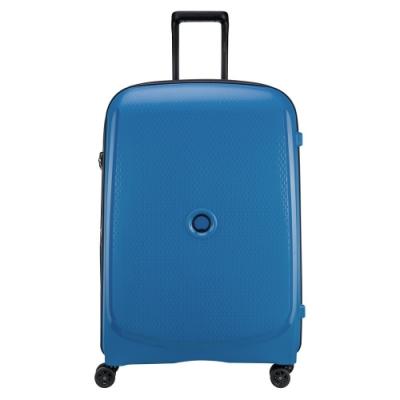 【DELSEY】BELMONT PLUS-27吋旅行箱-藍色 00386182132