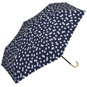 w.p.c(ダブリュピーシー)/折りたたみ傘 フラッフィーハート mini