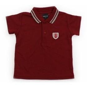 【コムサイズム/COMMECAISM】ポロシャツ 90サイズ 男の子【USED子供服・ベビー服】(449920)