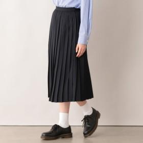 SALE【エムピー ストア(MP STORE)】 ビエラプリーツスカート ビエラプリーツスカート ネイビー