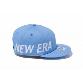 【ニューエラ公式】キッズ 9FIFTY エッセンシャル スカイブルー × スノーホワイト 男の子 女の子 52 - 55.8cm キャップ 帽子 12108319 NEW ERA