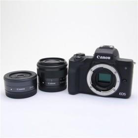 《美品》Canon EOS Kiss M ダブルレンズキット