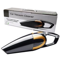 時尚金鑽黑車用吸塵器ZY-3301-A