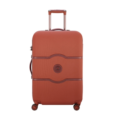 【DELSEY】CHATELET AIR-24吋旅行箱-磚紅色 00167281035