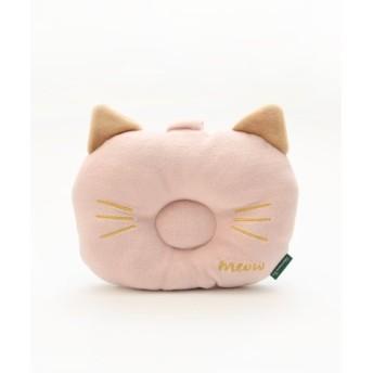 (Afternoon Tea LIVING/アフタヌーンティー・リビング)ネコ型アームピロー/レディース ピンク
