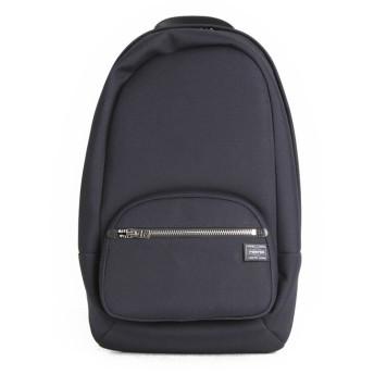 カバンのセレクション PORTER 吉田カバン ポーターガール リュックサック アーバン デイパック Sサイズ 525 09965 メンズ レディース ユニセックス ネイビー 在庫 【Bag & Luggage SELECTION】