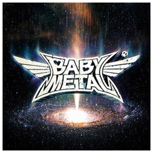 バップBABYMETAL / METAL GALAXY(通常盤 - Japan Complete Edition -)【CD】TFCC-86687