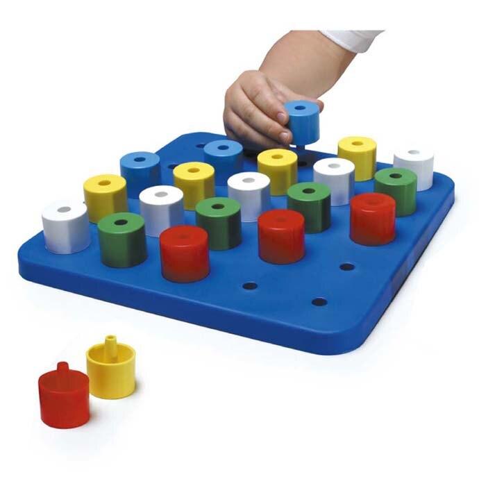 【華森葳兒童教玩具】數學教具系列-超大點數盤 N4-157159