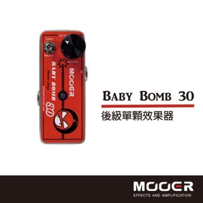 MOOER Baby Bomb 30後級單顆效果器