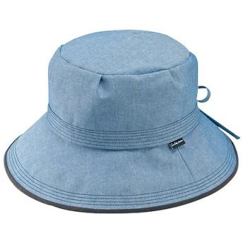 ワコール ラブボディ 晴雨兼用リバーシブル帽子 BU