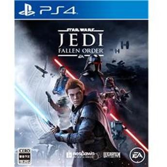 【PS4】 Star Wars (スターウォーズ) ジェダイ:フォールン・オーダー 通常版 PLJM-16514