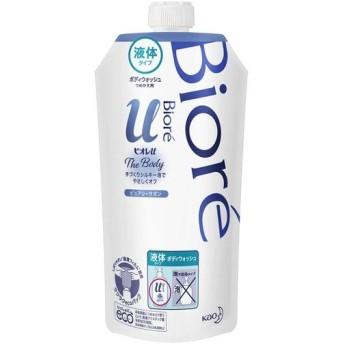 ビオレu ザ ボディ 液体タイプ ピュアリーサボンの香り つめかえ用 340mL