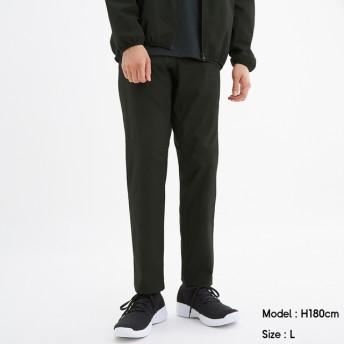 (GU)アクティブテーパードパンツGS BLACK XL