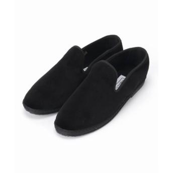 journal standard luxe 【drogheria crivellini /ドロゲリア・クリベリーニ】 velvet slipper ブラック 37