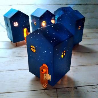 送料無料(9/16迄)★おかげさまで販売数1000点キャンペーン中★星の家・LED