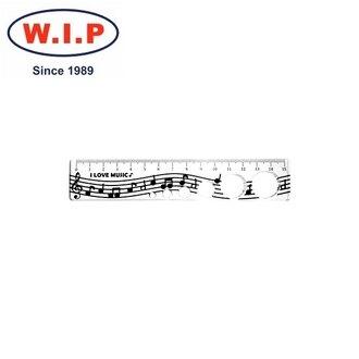 【W.I.P】音樂洞洞尺  HA15-16 台灣製 /個