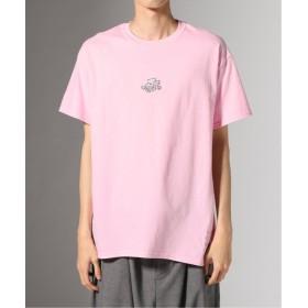 【50%OFF】 ジャーナルスタンダード SOX SOCKS マストアイテムT SHIRTS メンズ ピンク L 【JOURNAL STANDARD】 【セール開催中】